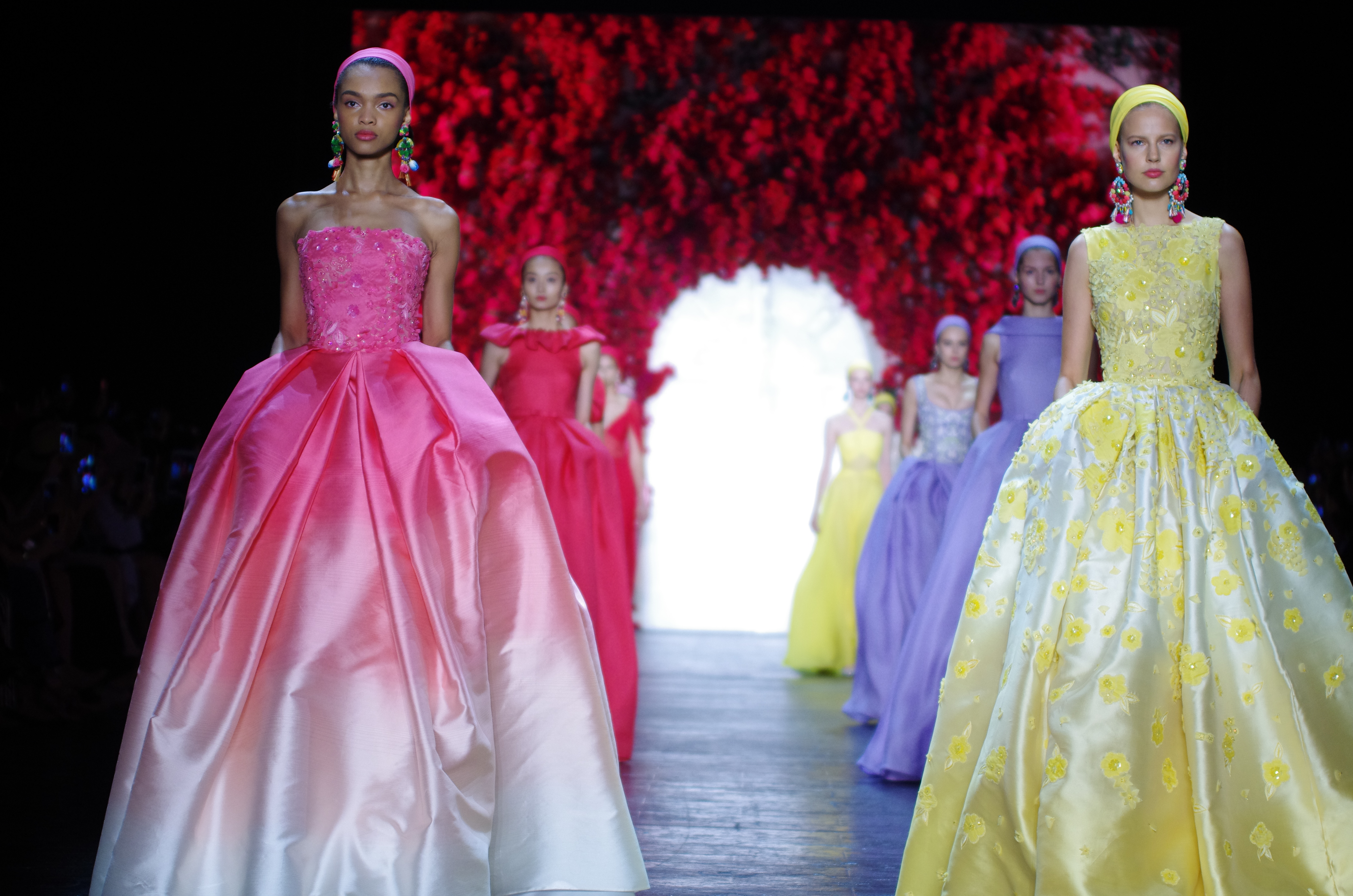 Spring 2016 Trends ~ Straight from New York Fashion Week