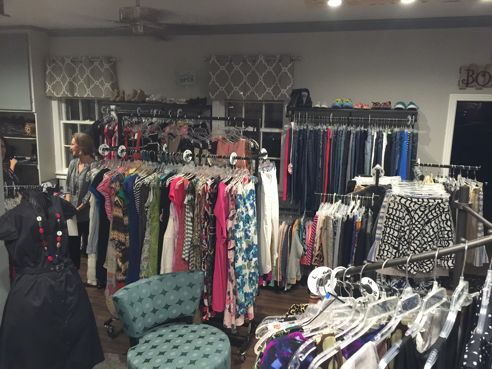 Texas Baptist Children's Home Fashion Show Celebrates New Clothing Boutique