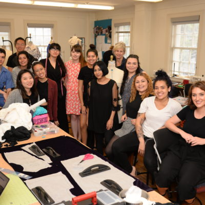 Meet the 2018 University of Texas Fashion Designers