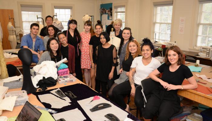 Meet the 2018 University of Texas Fashion Designers