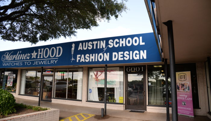 Austin School of Fashion Design – Sew, Create and Have Fun!!