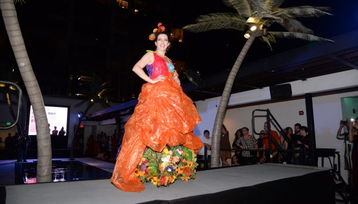 Austin's Recycled Material Fashion Show Contest Features Ultimate Creatives