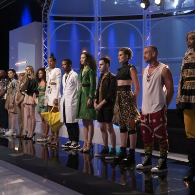 Austin Designers Tame The Animal Print Challenge On Project Runway