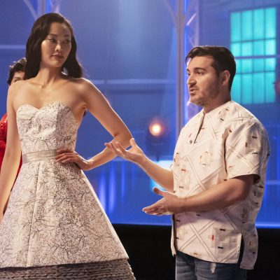 "Austin Designer Sergio Guadarrama ""Wraps Up"" Another Texas Win On Project Runway"