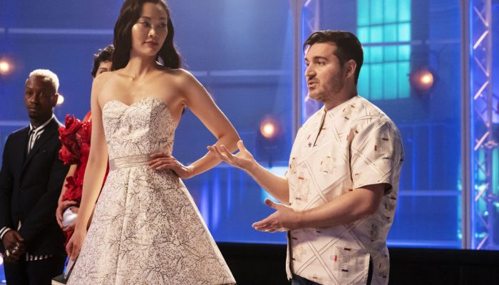 """Austin Designer Sergio Guadarrama """"Wraps Up"""" Another Texas Win On Project Runway"""