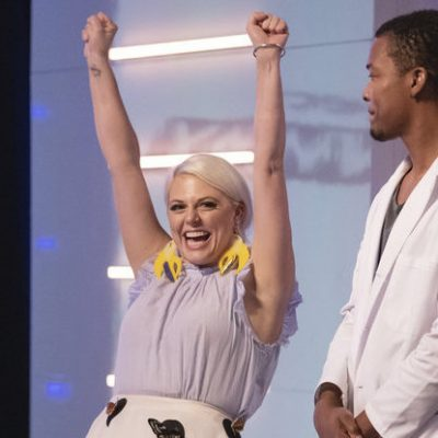 Austin Designer Brittany Allen Chalks Up Second Texas-Sized Win On Project Runway