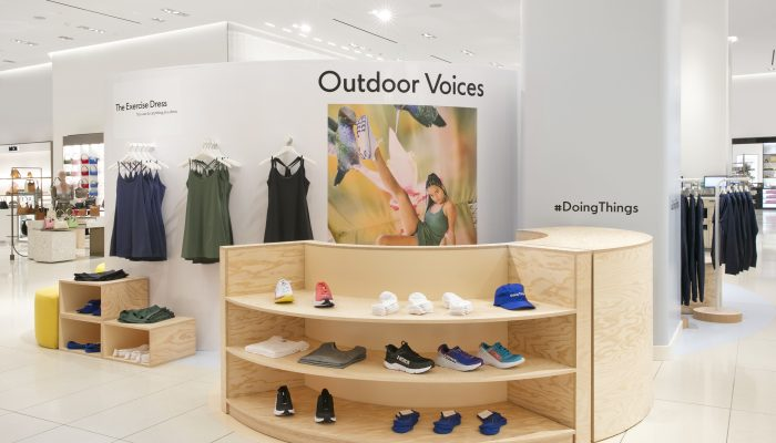 Austin Fashion Brand Outdoor Voices Expands to Nordstrom Stores